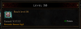 Level 30