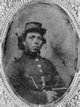 Black Confederate Soldier of the Civil War