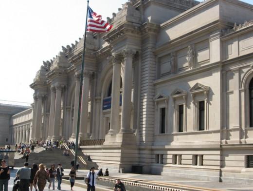 THE MET, NEW YORK Museum