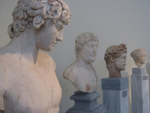 NATIONAL ARCHAEOLOGY MUSEUM, ATHENS