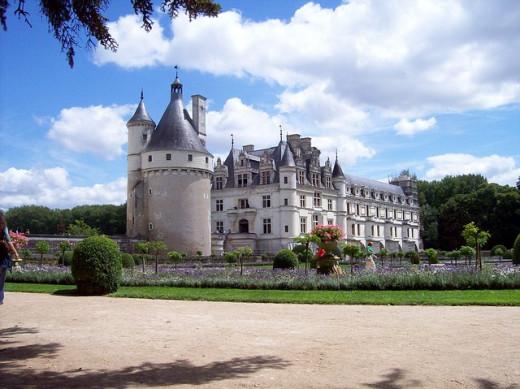 Chateau de Chenonceau in Chenonceaux