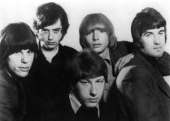 The Yardbirds with Jimmy Page second from left