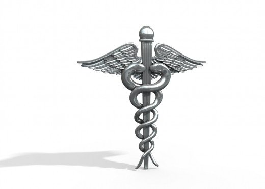 Is this the symbol of the those who are guided by the Hippocratic or those who follow the hypocritical one?