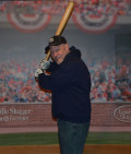 The Mick and me: A fun visit to the Louisville Slugger factory and museum