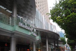 The Mandarin Gallery, Orchard Road, Singapore