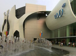 VivoCity, Singapore's largest shopping mall located on the Harbour Front.