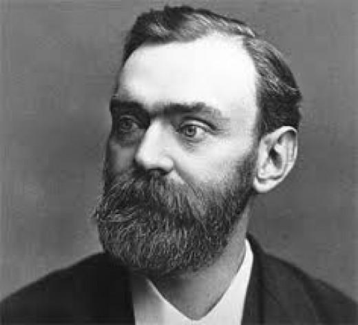 Alfred Nobel, the scientist, inventor and entrepreneur