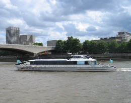 The Tate Boat