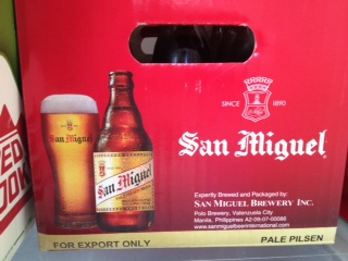 Enjoy with San Miguel - Beer from the PI!