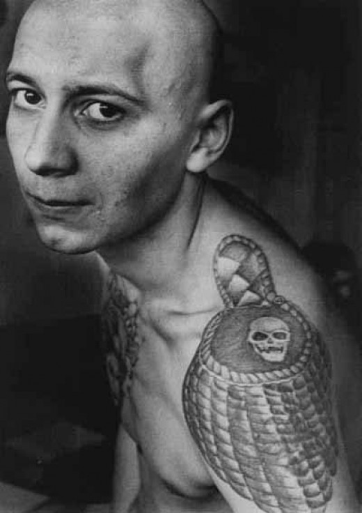 Russian Tattoo Meanings Wiki: Tattoo Ideas: The Amazing And Complex Russian Criminal