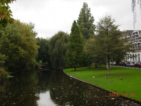 Provenierssingel gardens, Rotterdam