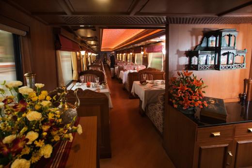 Rang Mahal Dining Car