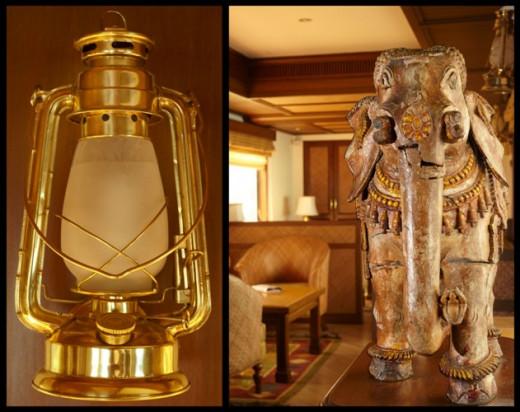 Design Pattern and Motifs, Maharajas' Express