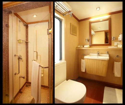 Bathroom of Junior Suite