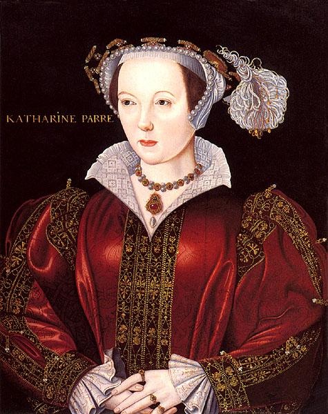 The Scrots portrait of Katharine Parr