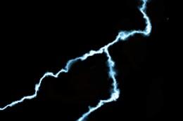 Photoshop lightning effects
