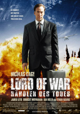 Lord of War (2005) German poster