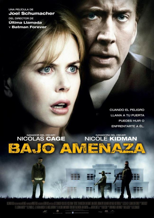 Trespass (2011) Spanish poster