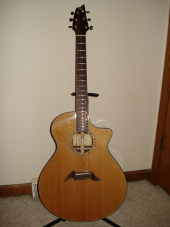 Breedlove Cascade J-25Cre Jumbo Acoustic/Electric Guitar Review & Insight