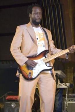 Haiti native and hip-hop artist Wyclef Jean