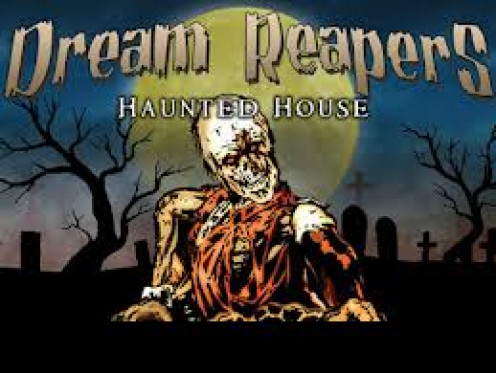 The Dream Reapers haunted house in Illinois is as scary as it gets. Each year they have a different theme.