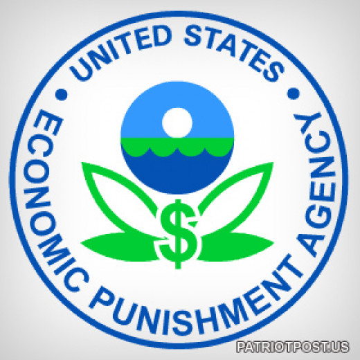 """The new Economic Punishment Agency the the crowning achievement of the Obama Administration. This new agency aspires to go """"above-and-beyond"""" in its level of underachievement for the American economy."""