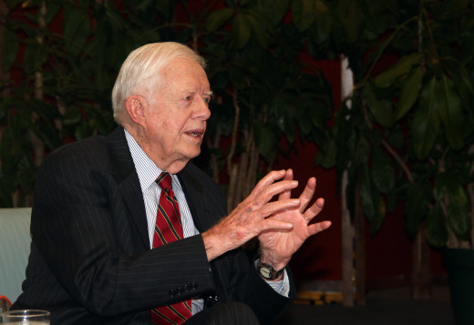 Nothing strikes fear in the heart of greedy capitalists quite like the thought that Jimmy Carter might head a government agency dedicated to the economy.