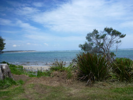 Taken at Inverloch Victoria Beautiful fun filled days spent at the beach, the price to pay is burning, hot and bothered nights dealing with sunburn?