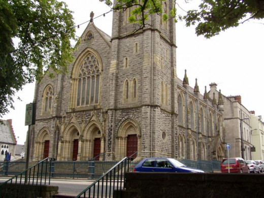 First Armagh Presbyterian Church, The Mall West, Armagh City