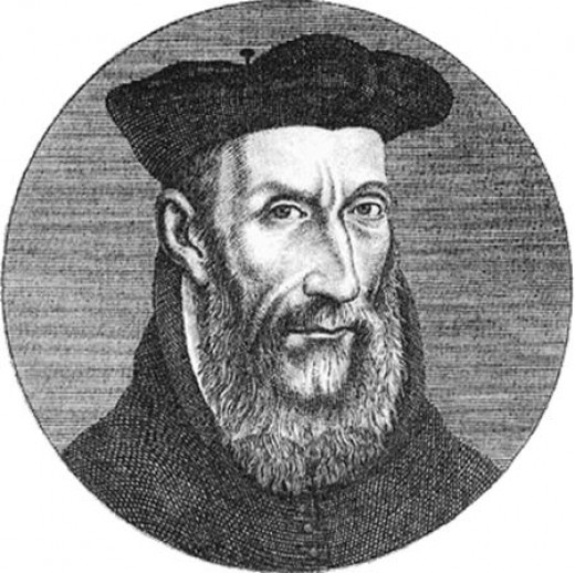 Nostradamus  (Public Domain Due to Copyright Expiration)