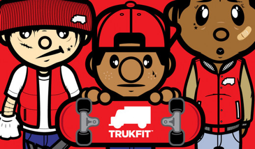 The TRUKFIT logo