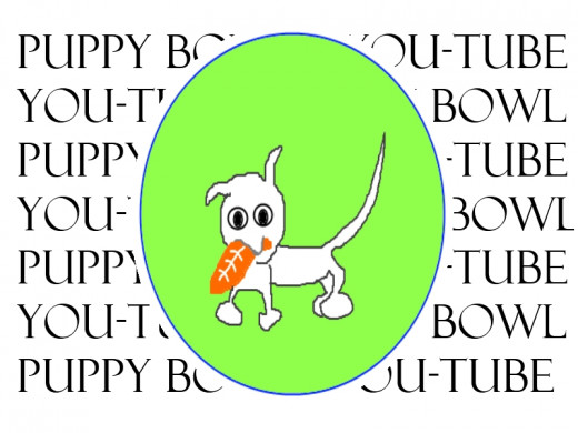 There are Puppy Bowl clips on YouTube.com