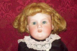 Collecting Antique Bisque Dolls