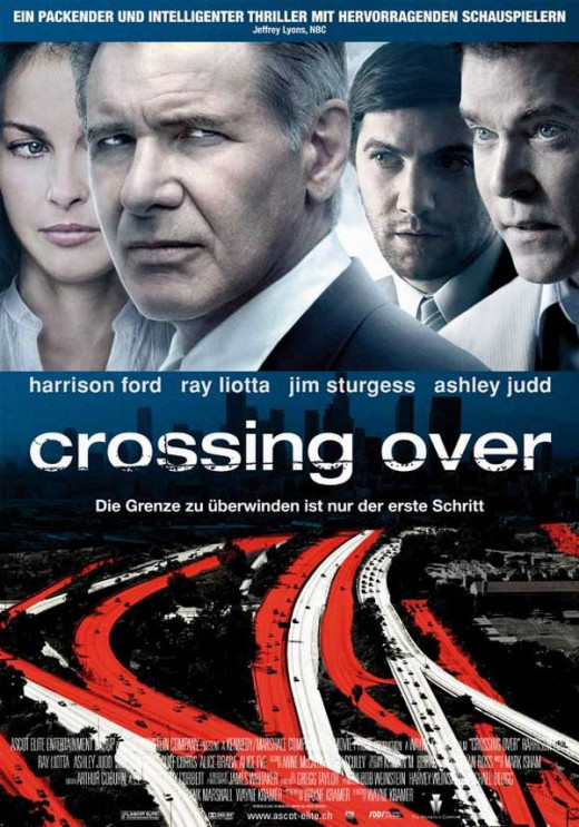 Crossing Over (2009) German poster