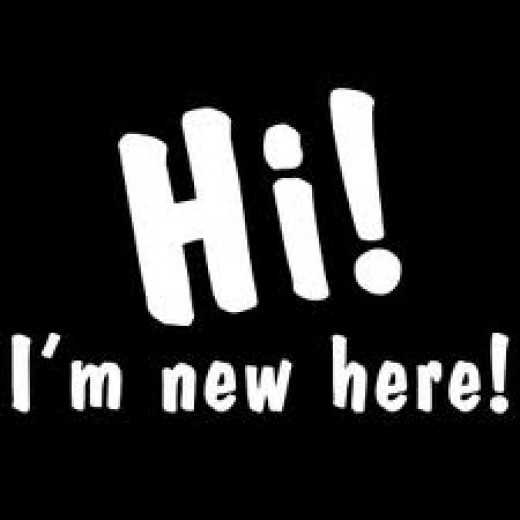 New guy here :)