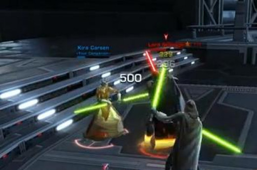 SWTOR Defeat Lord Scourge in Descent Quest