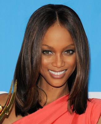 Tyra Banks. Photo retrieved from About.com.