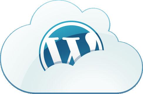 Logo trademark: WordPress