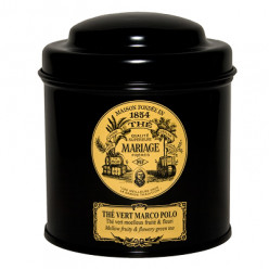 Mariage Freres: Marco Polo Tea: Who Would Have Thought A Delicious Fruit Tea Would Come From France?