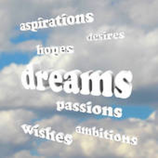 Hope carries dreams, ambitions, aspirations and so much more!