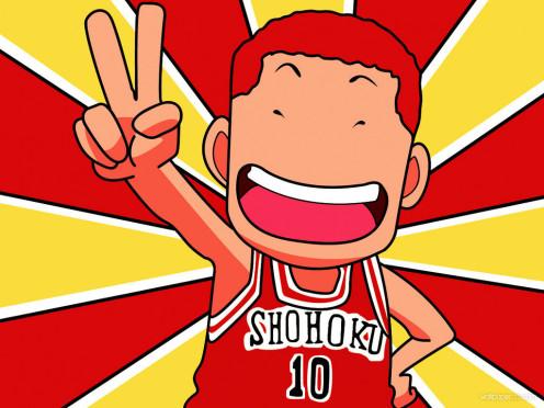 Learn basketball from scratch with Hanamichi Sakuragi!