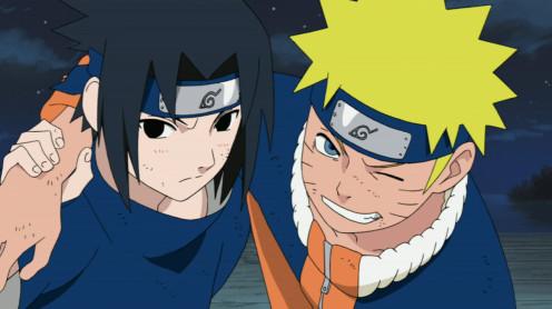 Naruto and Sasuke: A tale of true friendship, betrayal, and hope.