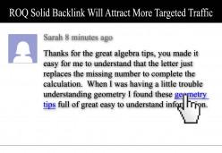 Backlinks: Creating & Posting Effective Backlinks