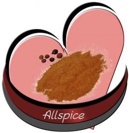 1/8 teaspoon Ground Allspice