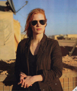 Jessica Chastain (Zero Dark Thirty)