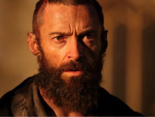 Hugh Jackman (Les Misérables)