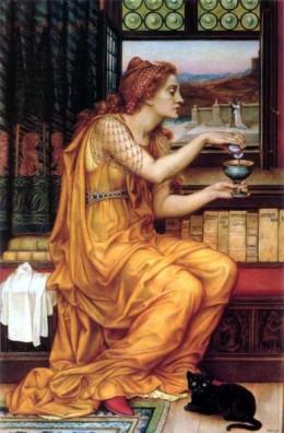making a love potion
