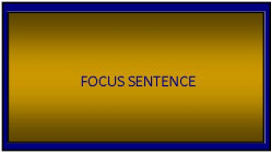 The Focus Sentence