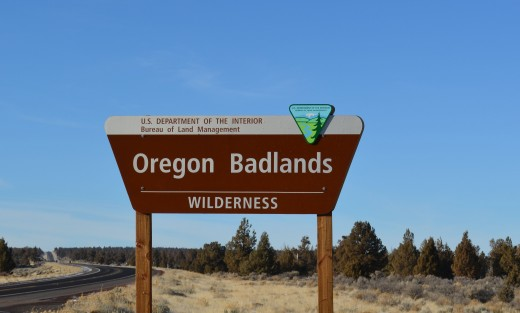 The Badlands WSA is located less than 20 miles east of Bend.