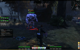 The Vengeful Hulk spawns.